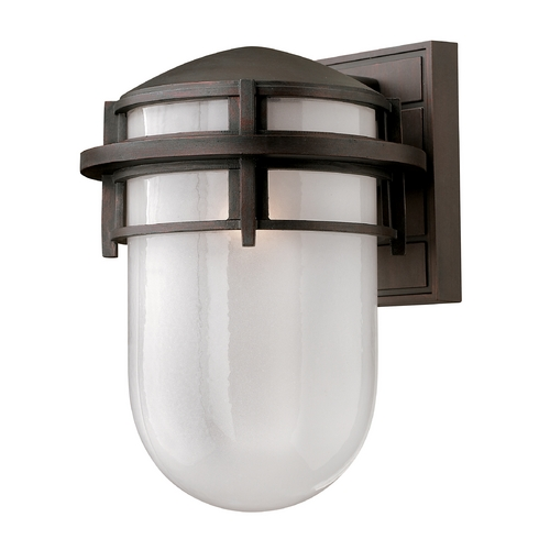 Hinkley Lighting 12-3/4-Inch Outdoor Wall Light 1954VZ