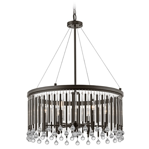 Kichler Lighting Kichler Lighting Piper Espresso Pendant Light 43723ESP