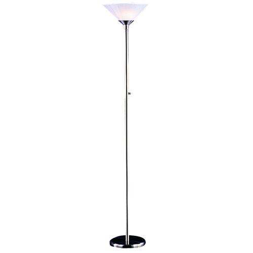 Adesso Home Lighting 73-Inch Aries Torchiere Lamp 7500-22