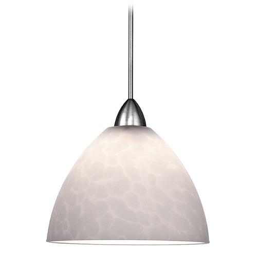 WAC Lighting Wac Lighting Americana Collection Chrome LED Mini-Pendant MP-LED541-WT/CH