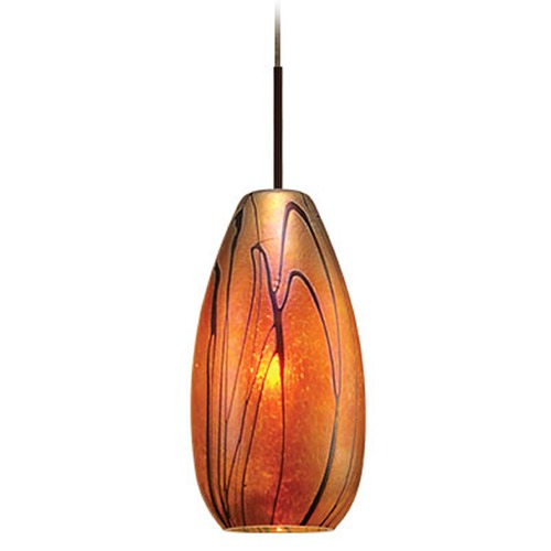 WAC Lighting Wac Lighting Pacific Northwest Collection Dark Bronze Track Light Head QP954-IR/DB