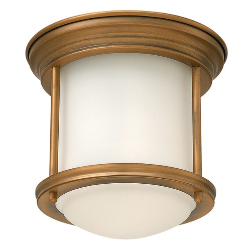 Hinkley Lighting Hinkley Lighting Hadley Brushed Bronze Flushmount Light 3300BR-GU24