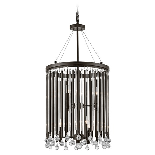 Kichler Lighting Kichler Lighting Piper Espresso Pendant Light 43724ESP