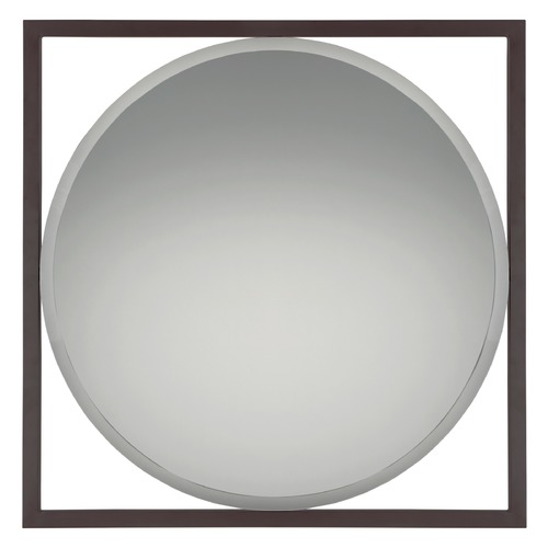 Quoizel Lighting Quoizel Reflections Square 30-Inch Mirror QR1912WT