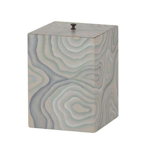 Dimond Lighting Dimond Home Coastal Agate Trash Can 7011-581