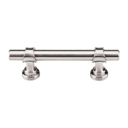 Top Knobs Hardware Cabinet Pull in Brushed Satin Nickel Finish M1747