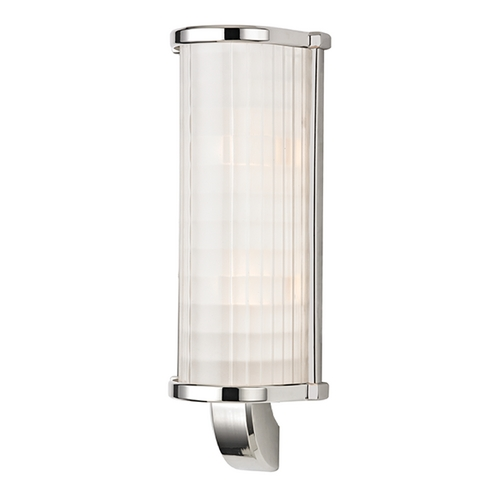 Hudson Valley Lighting Hudson Valley Lighting Arcadia Polished Nickel Sconce 1982-PN