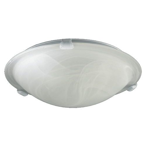 Quorum Lighting Quorum Lighting White Flushmount Light 3000-12-6
