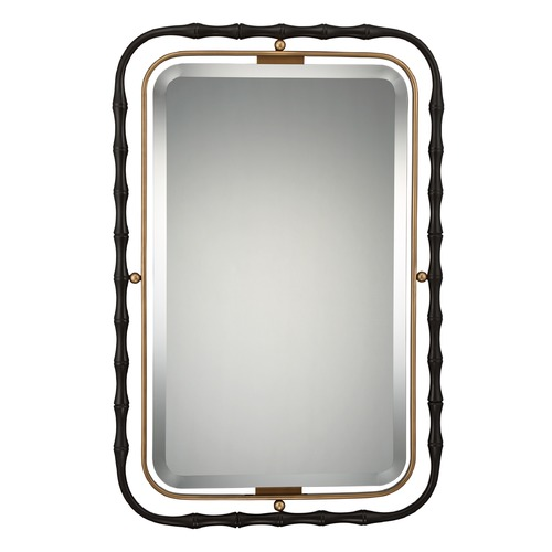 Quoizel Lighting Quoizel Reflections Rectangle 25-Inch Mirror QR1922WT