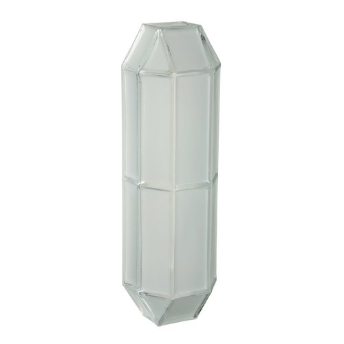 Besa Lighting Frosted Glass Outdoor Wall Light by Besa Lighting 304604