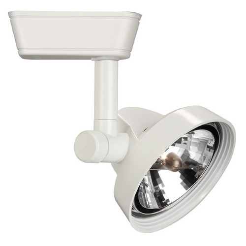 WAC Lighting Wac Lighting White Track Light Head LHT-936-WT