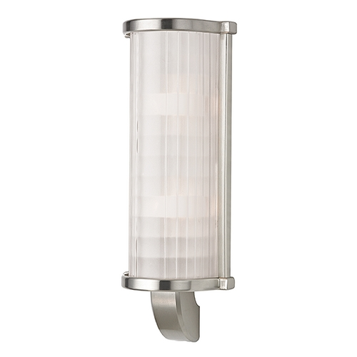 Hudson Valley Lighting Hudson Valley Lighting Arcadia Satin Nickel Sconce 1982-SN