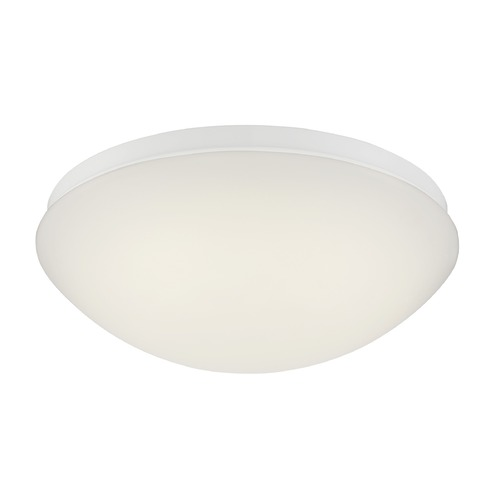 Savoy House Savoy House Lighting Ladd White LED Flushmount Light 6-1130-11-WHT