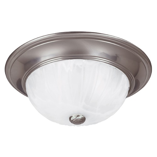 Savoy House Savoy House Satin Nickel Flushmount Light 13264-SN