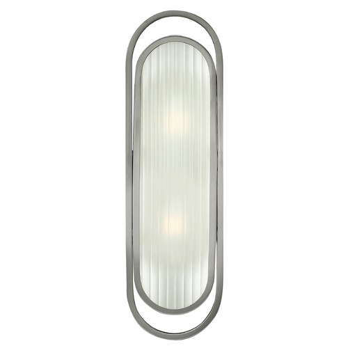 Hinkley Lighting Hinkley Lighting Astor Brushed Nickel Sconce 3882BN