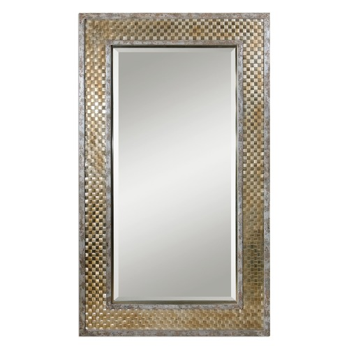Uttermost Lighting Uttermost Mondego Woven Nickel Mirror 7698