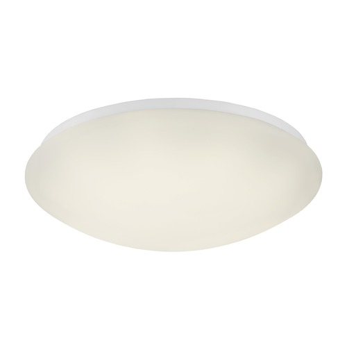Savoy House Savoy House Lighting Ladd White LED Flushmount Light 6-1130-14-WHT