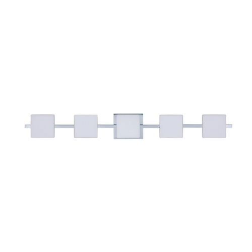 Besa Lighting Besa Lighting Alex Chrome Bathroom Light 5WS-773507-CR