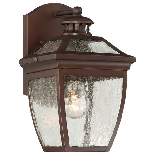 Minka Lavery Minka Sunnybrook Alder Bronze Outdoor Wall Light 72521-246
