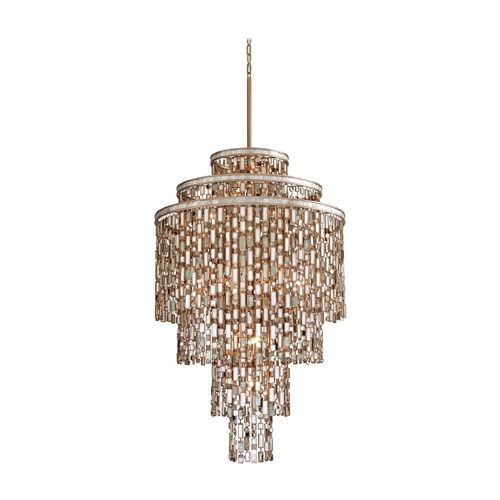 Corbett Lighting Corbett Lighting Dolcetti Silver Island Light 142-719