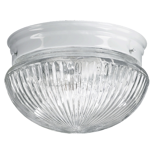Quorum Lighting Quorum Lighting White Flushmount Light 3012-6-6
