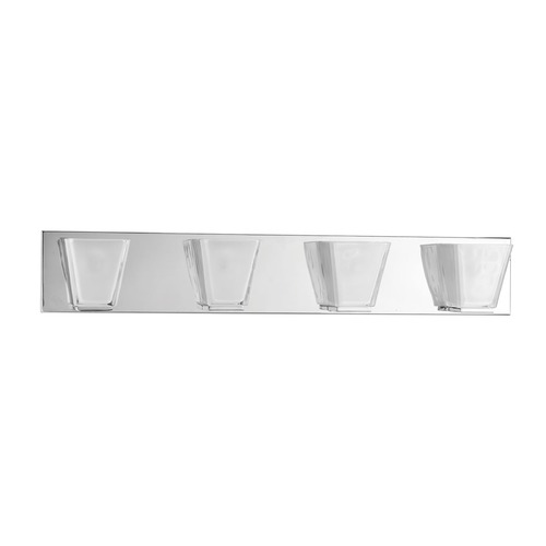 Progress Lighting Progress Lighting Streaming Polished Chrome Bathroom Light P2126-15