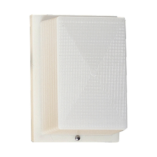 Progress Lighting Progress Outdoor Wall Light with White in White Finish P5691-60