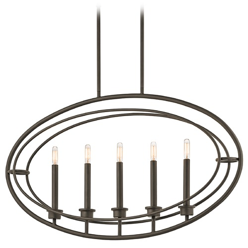 Kichler Lighting Kichler Lighting Imogen Olde Bronze Island Light 43732OZ
