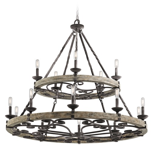 Kichler Lighting Kichler Lighting Taulbee Chandelier 43826WZC
