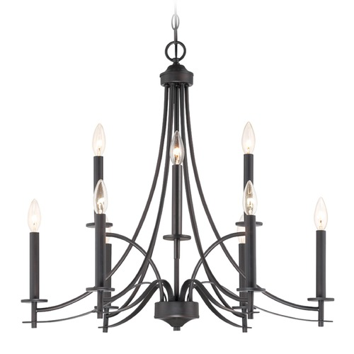 Designers Fountain Lighting Designers Fountain Cassina Biscayne Bronze Chandelier 86989-BBR