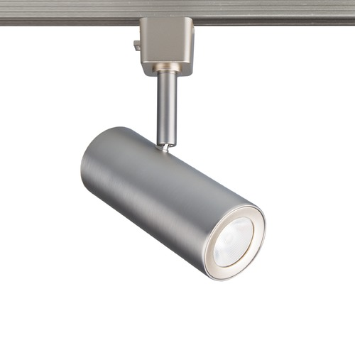 WAC Lighting WAC Lighting Brushed Nickel LED Track Light J-Track 3000K 790LM J-2010-930-BN
