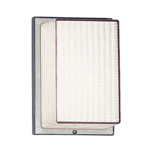Progress Lighting Progress Outdoor Wall Light with Clear Glass in White Finish P5691-68