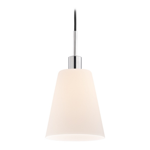 Sonneman Lighting Modern Mini-Pendant Light with White Glass 3562.01K