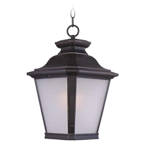 Maxim Lighting Maxim Lighting Knoxville Bronze Outdoor Hanging Light 1129FSBZ