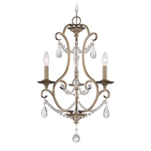 Designers Fountain Lighting Designers Fountain Gala Argent Silver Chandelier 86083-ARS
