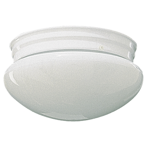 Quorum Lighting Quorum Lighting White Flushmount Light 3015-8-6