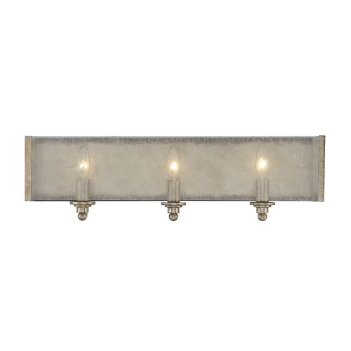 Savoy House Savoy House Lighting Chelsey Oxidized Silver Bathroom Light 8-430-3-128