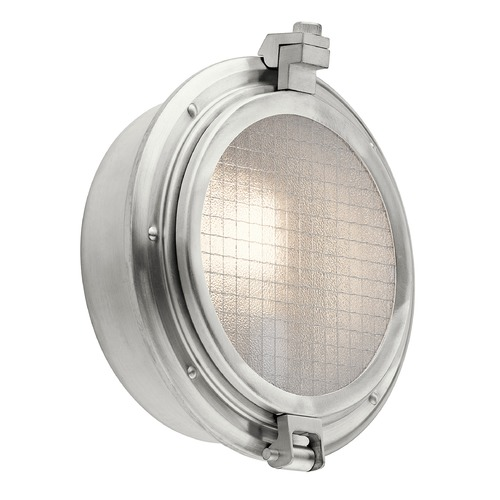 Kichler Lighting Kichler Lighting Clear Point Outdoor Wall Light 49263BA