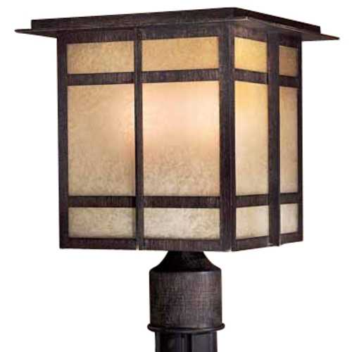 Minka Lavery 13-1/2-Inch Outdoor Post Light 71196-A357-PL