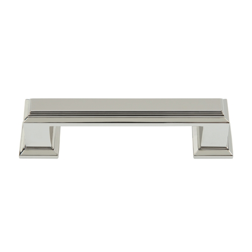 Atlas Homewares Modern Cabinet Pull in Polished Nickel Finish 291-PN