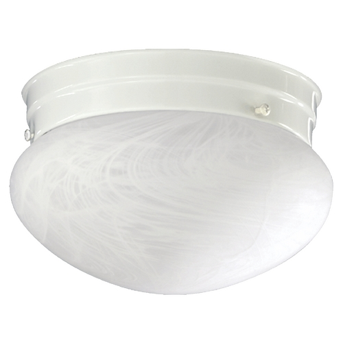 Quorum Lighting Quorum Lighting White Flushmount Light 3021-6-6
