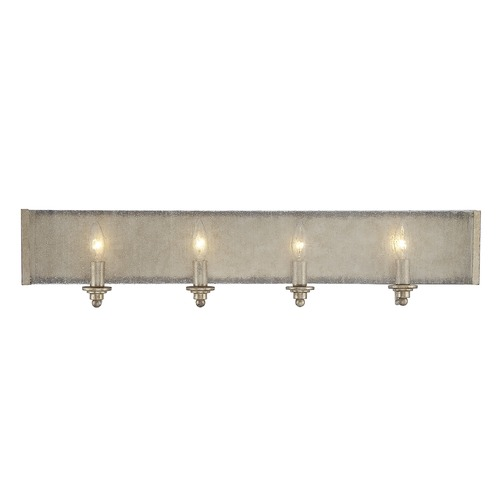 Savoy House Savoy House Lighting Chelsey Oxidized Silver Bathroom Light 8-430-4-128