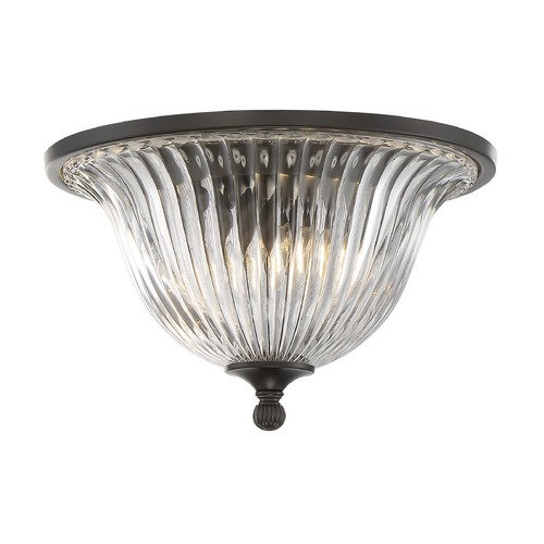 Savoy House Savoy House Lighting Aberdeen Classic Bronze Flushmount Light 6-150-14-44