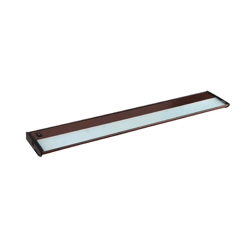 Maxim Lighting Maxim Lighting Countermax Mx-X120 Metallic Bronze 30-Inch Linear Light 87833MB
