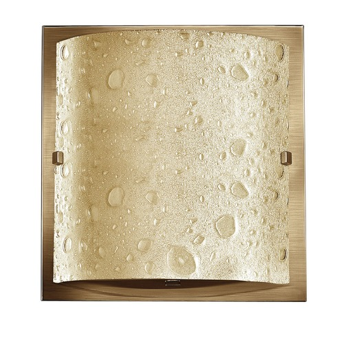 Hinkley Lighting Hinkley Lighting Daphne Brushed Bronze Sconce 5920BR-GU24