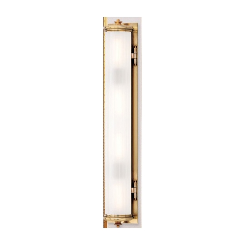 Hudson Valley Lighting Aged Brass Bathroom Light - Vertical or Horizontal Mounting 953-AGB