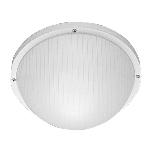 Progress Lighting Progress Outdoor Wall Light with White in White Finish P5702-30