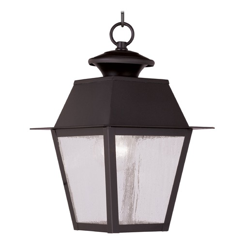 Livex Lighting Livex Lighting Monterey Bronze Outdoor Hanging Light 2152-07