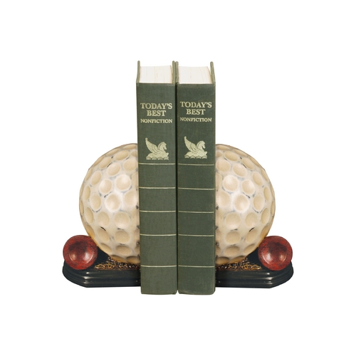 Sterling Lighting Golf Tee Decorative Bookends 91-4805