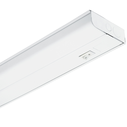 Lithonia Lighting 18-3/8-Inch Fluorescent Under Cabinet Light UC8-15-120-SWR